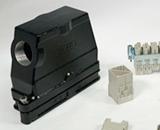 Модульные контактные вставки Tyco для железнодорожных приложений, соответствующие требованиям EN45545