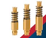 Подпружиненные штепсельные высокочастотные коннекторы SMP от Amphenol