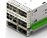 Корпуса и коннекторы Tyco zQSFP+ для архитектуры  Intel Omni-Path